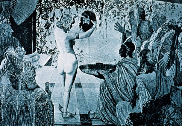 salome single guys Salome, op 54, is an opera in one act by richard strauss to a german libretto by  the composer, based on hedwig lachmann's german translation of the.